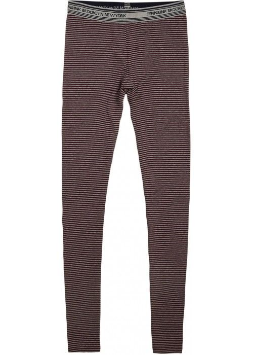 Penn & Ink Legging Stripe