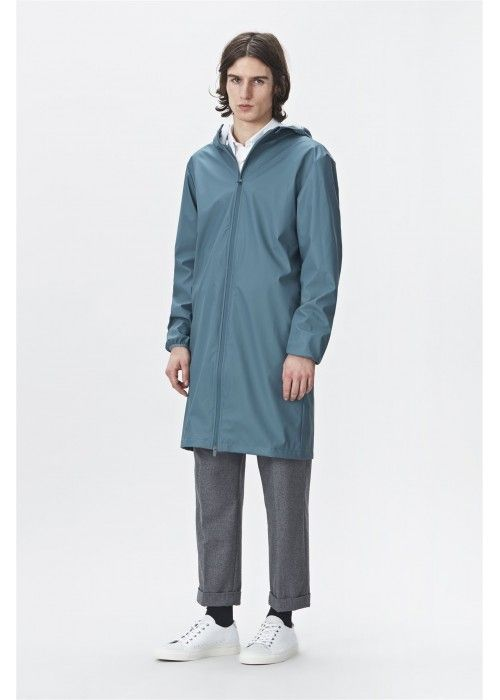 Rains Base Long Jacket