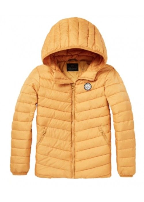 Scotch Shrunk Padded Nylon Jacket
