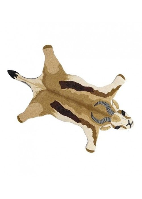Doing Goods Jumpy Springbok rug LARGE