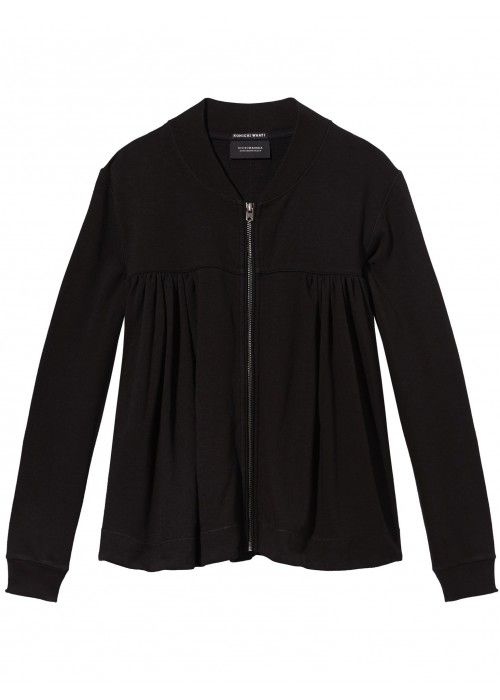 Maison Scotch Cute zip through cardigan