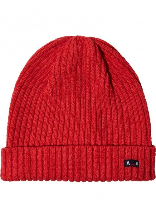 Scotch & Soda Ams Blauw beanie hat in season