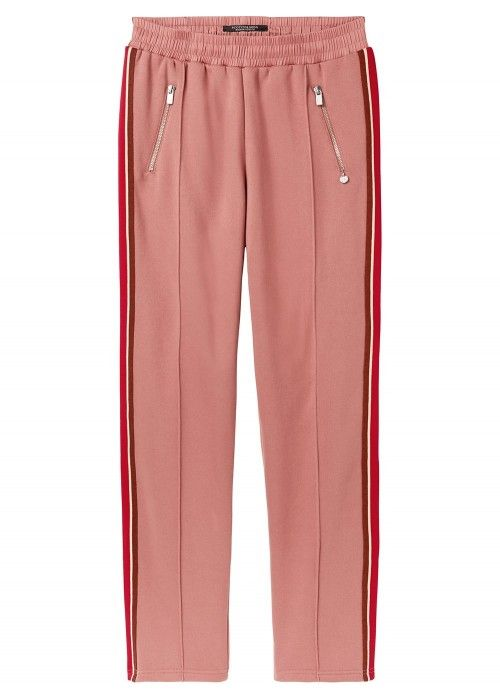 Maison Scotch Straight fit sweat pants with