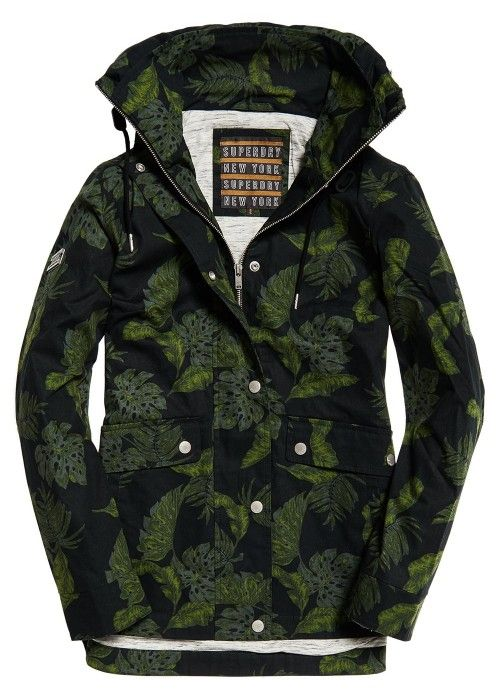 Superdry Cassie Harbour Parka