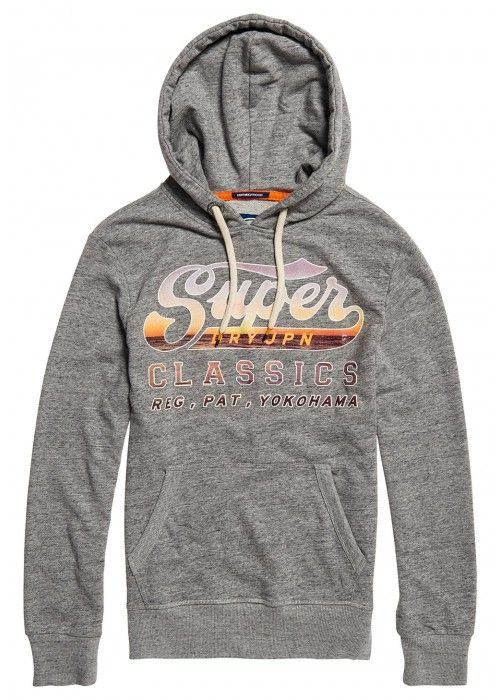 Superdry Classic lite weight hood