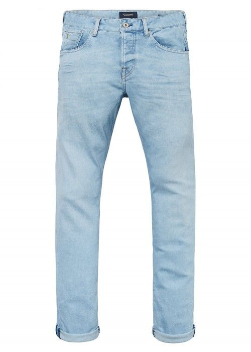 Scotch & Soda Ralston - Dream of Blauw