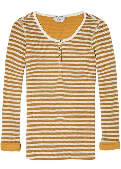 Maison Scotch Bonded grandad in various stri