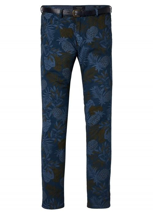 Scotch & Soda Classic chino in stretch cotto