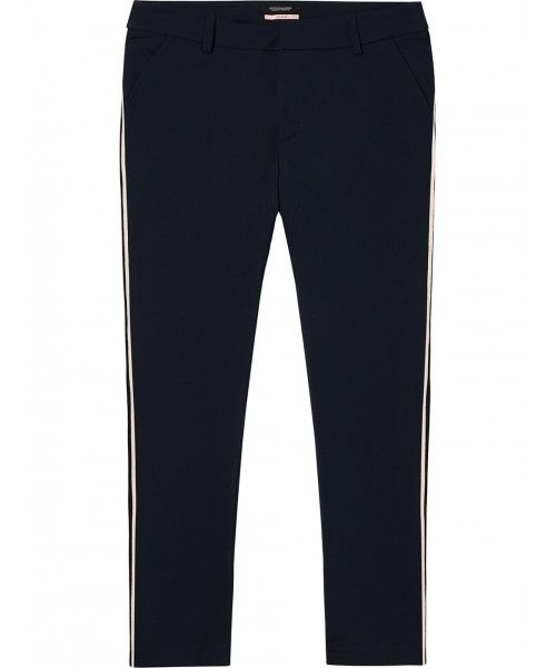 Maison Scotch Tailored stretch pants with