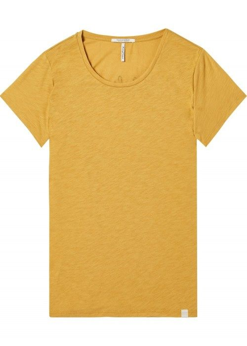 Maison Scotch Crew neck tee with 7 lights of