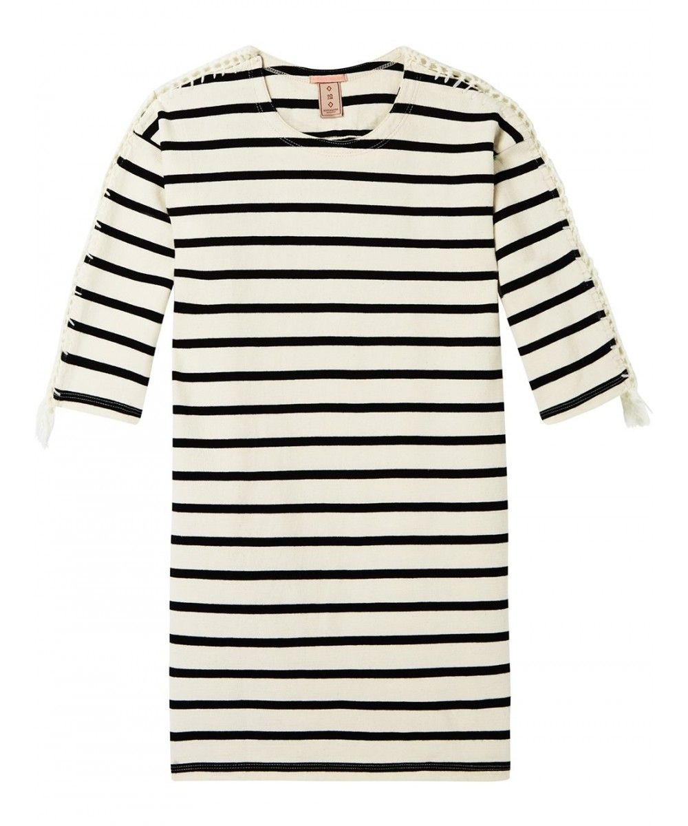 Scotch R'belle Classic Striped Sweat Dress