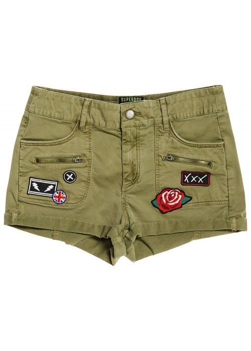 Superdry Rookie untilty short