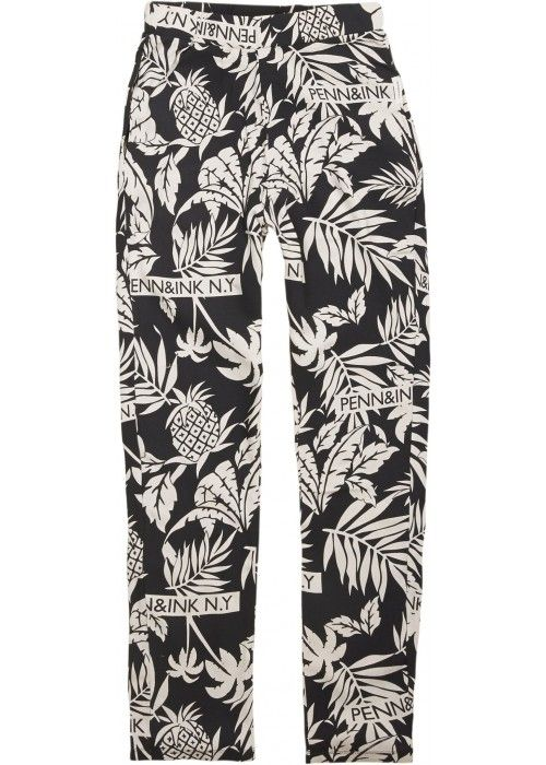 Penn & Ink Trouser AOP