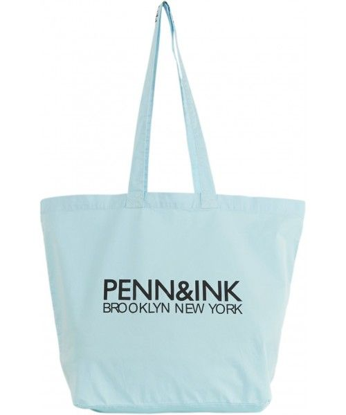 Penn & Ink Beach Bag
