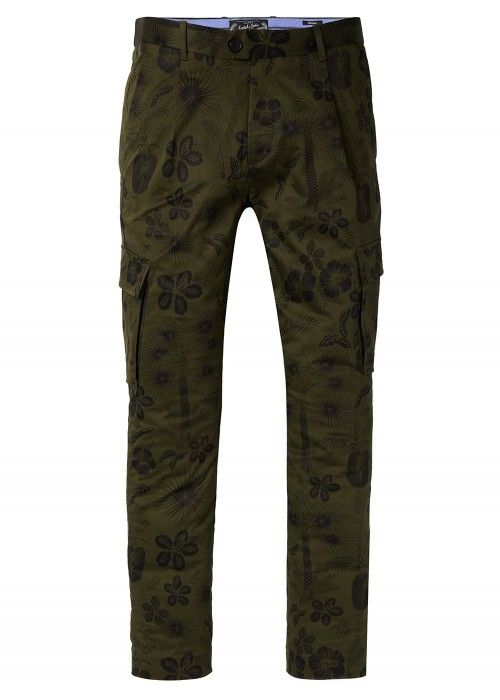 Scotch & Soda Blake- Clean cargo pant