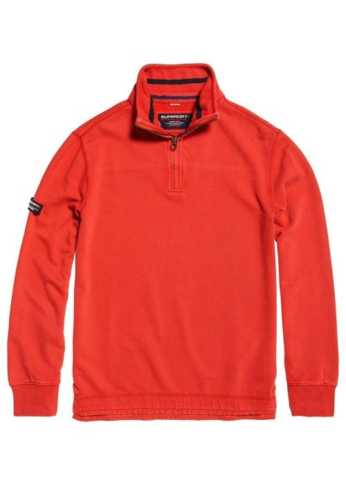 Superdry International Henley