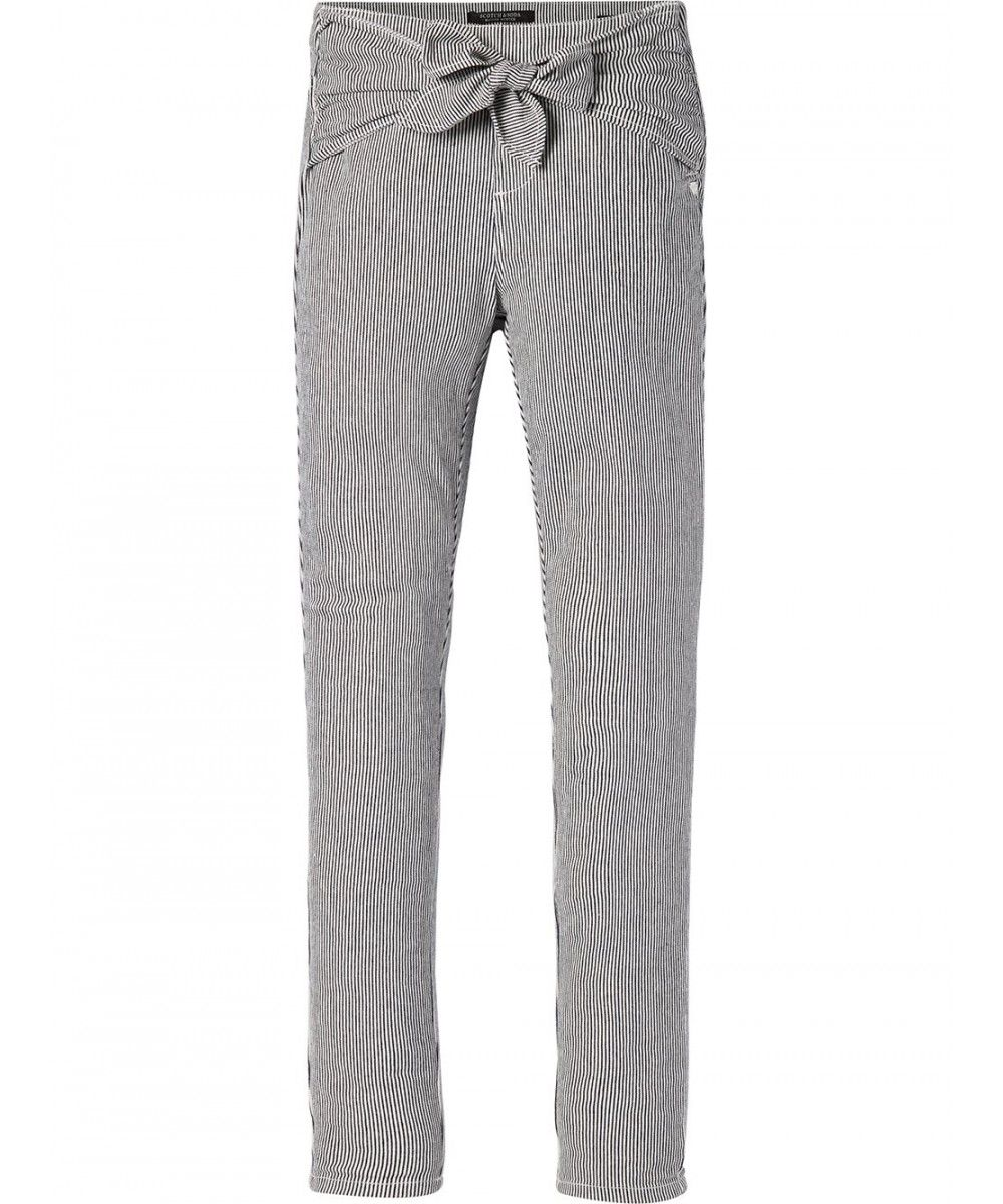 Maison Scotch High rise skinny with special