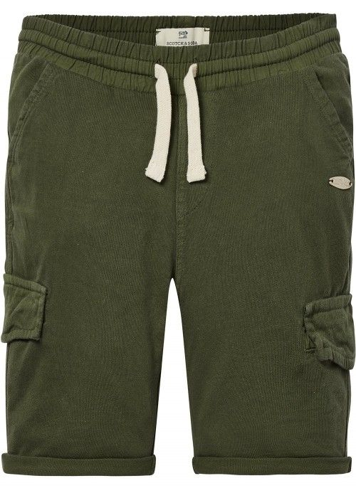 Scotch Shrunk Cargo sweat short