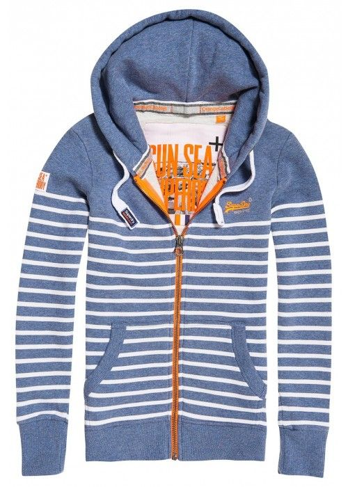 Superdry Sun & Sea ziphood