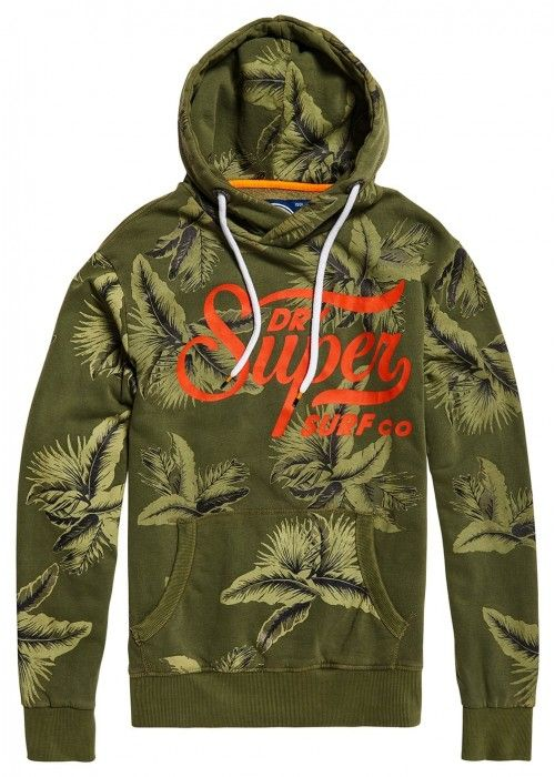 Superdry Super surf co aop cross over h