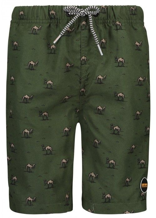 SHIWI Swim short Camels