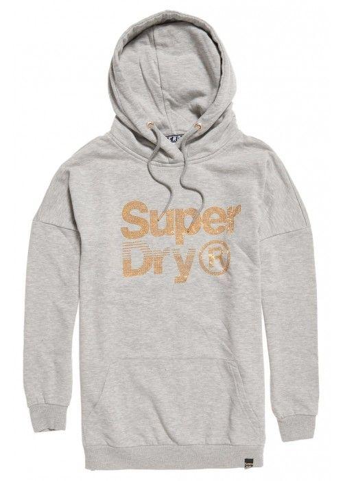 Superdry Sparkle skater hood