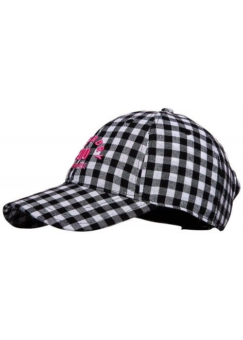 Superdry Gingham cap