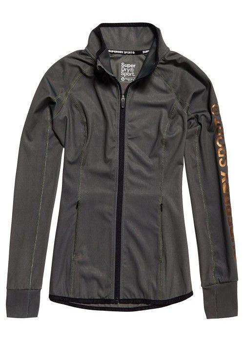 Superdry Superdry sport track jacket