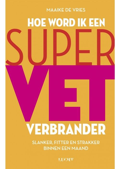 Eb & Vloed Supervetverbrander