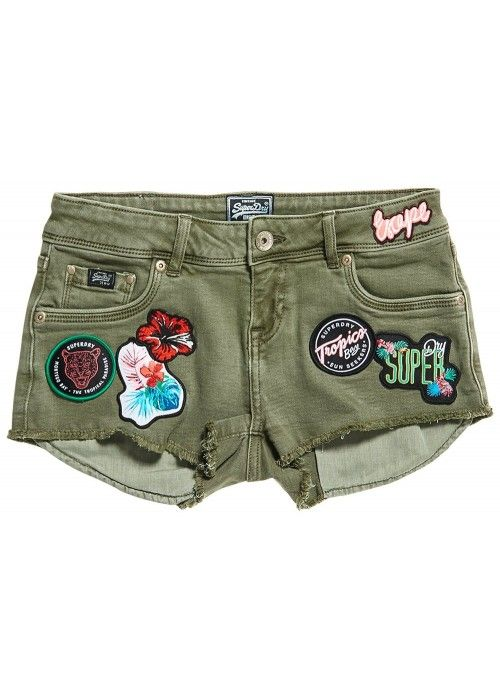 Superdry Denim hot shorts