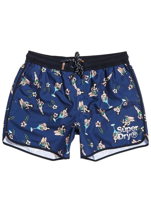 Superdry Echo racer swim short