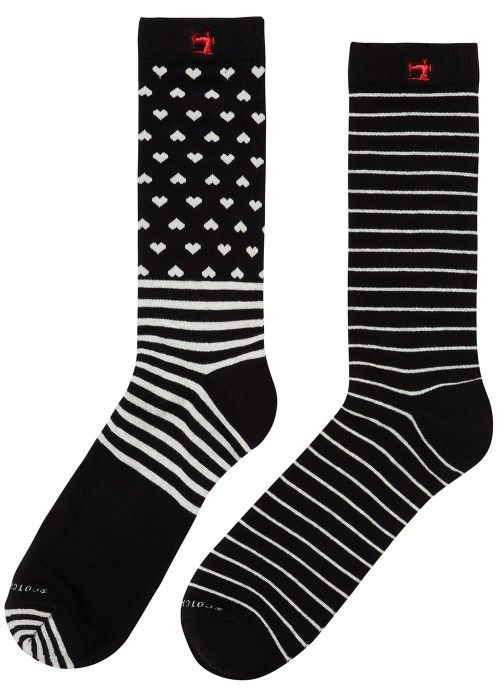 Scotch & Soda Classic socks with easy