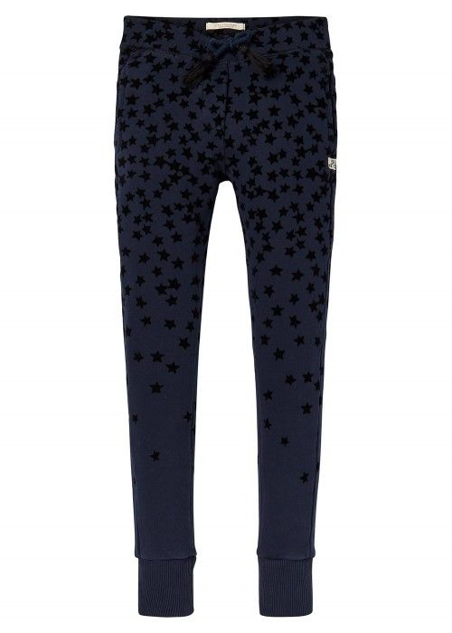 Scotch R'belle Sweatpants allover printed flo