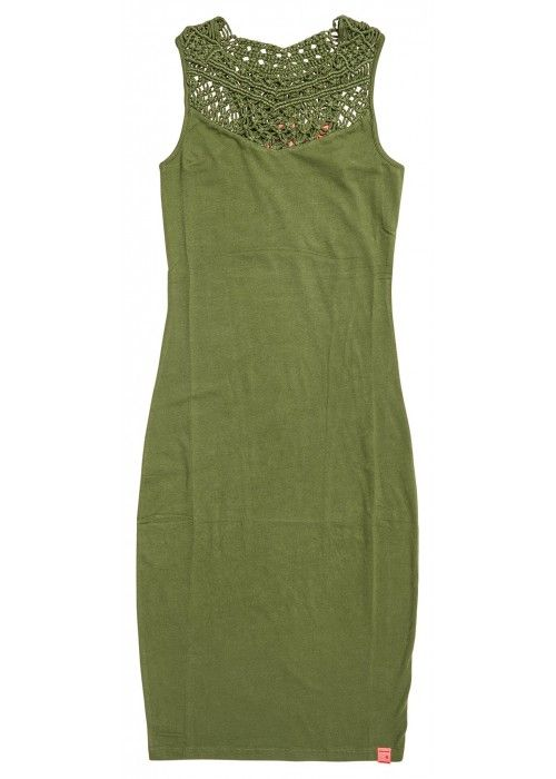 Superdry Mahi bodycon dress