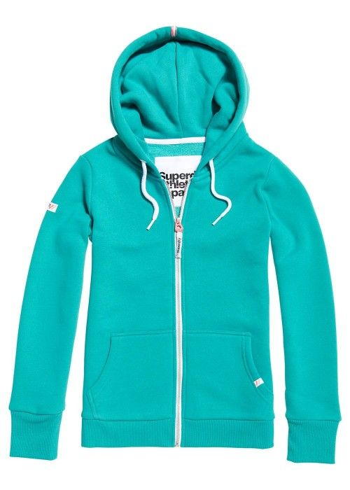 Superdry LA athletic ziphood