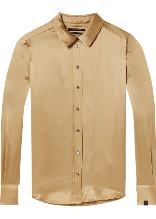 Maison Scotch Silk shirt