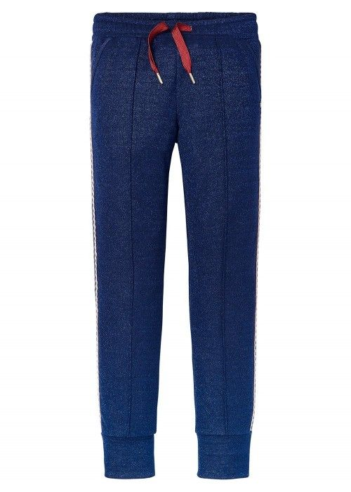 Scotch R'belle Bonded jersey lurex pants