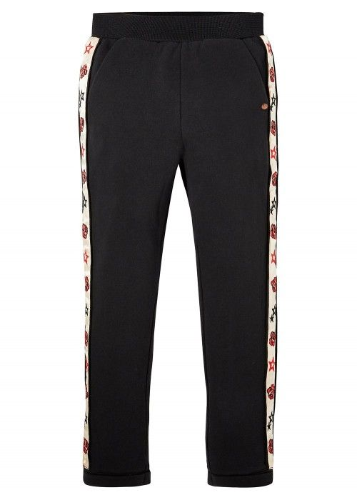 Scotch R'belle Sweatpants with embroidered