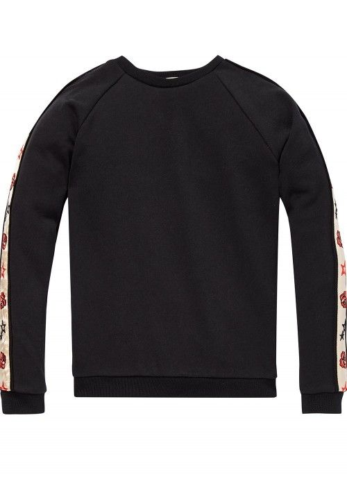 Scotch R'belle Crewneck with embroidered
