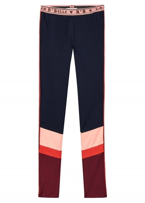 Scotch R'belle Sporty colour block legging