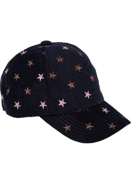 Scotch R'belle Velvet cap with allover