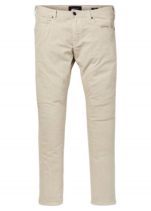 Scotch & Soda Tye - 5 pocket corduroy pant