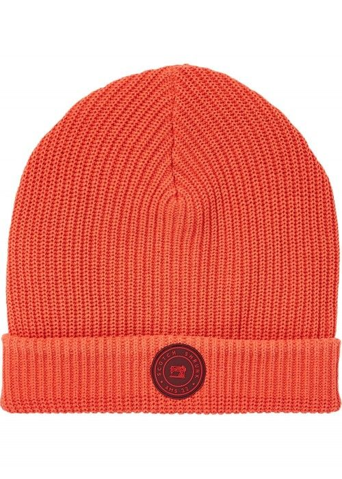 Scotch Shrunk Rin knit beanie