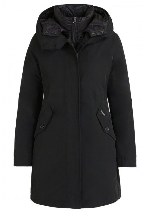 Woolrich WS Long Military Parka