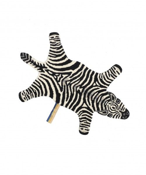 Doing Goods Chubby Zebra Rug Small