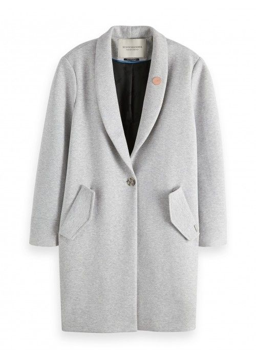 Maison Scotch Bonded Tailored Jacket