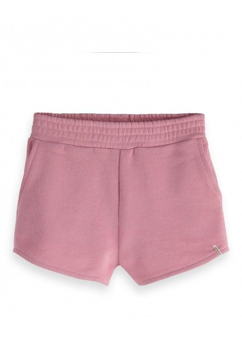 Scotch R'belle organic cotton sweat shorts