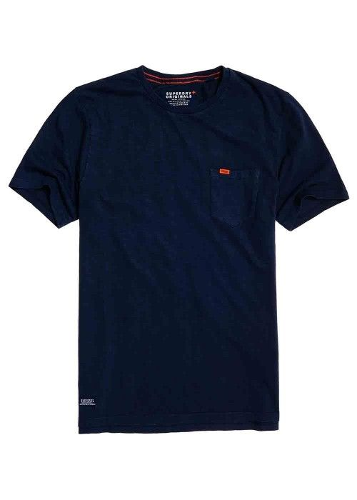 Superdry Dry Original Pocket tee S/S