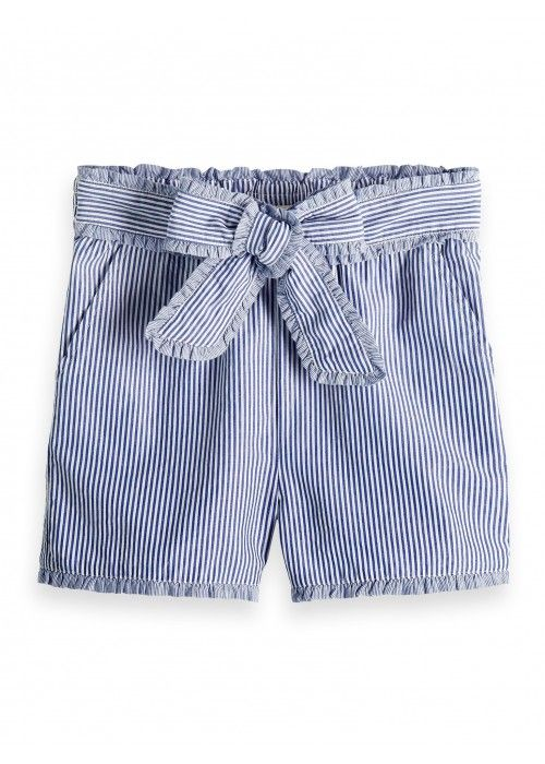 Scotch R'belle Yarn dye striped shorts shell