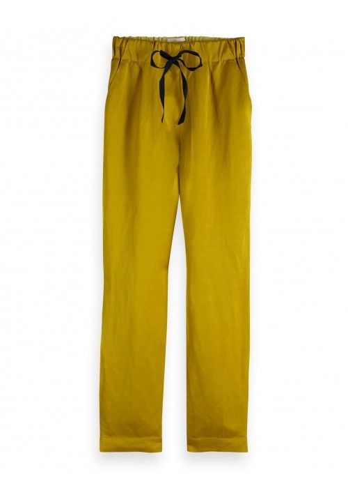 Maison Scotch Tailored jogger pants